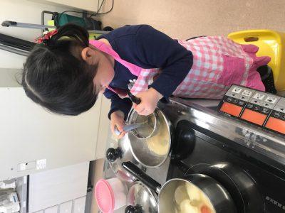 雪菜味噌汁1