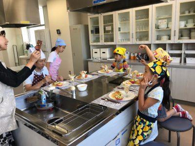 しおさい子ども料理6人 (1)