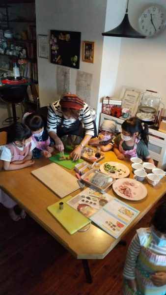 子供料理5月①